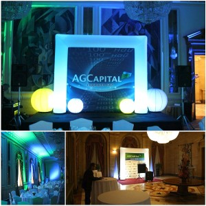 AG Capital, Sheraton Sofia
